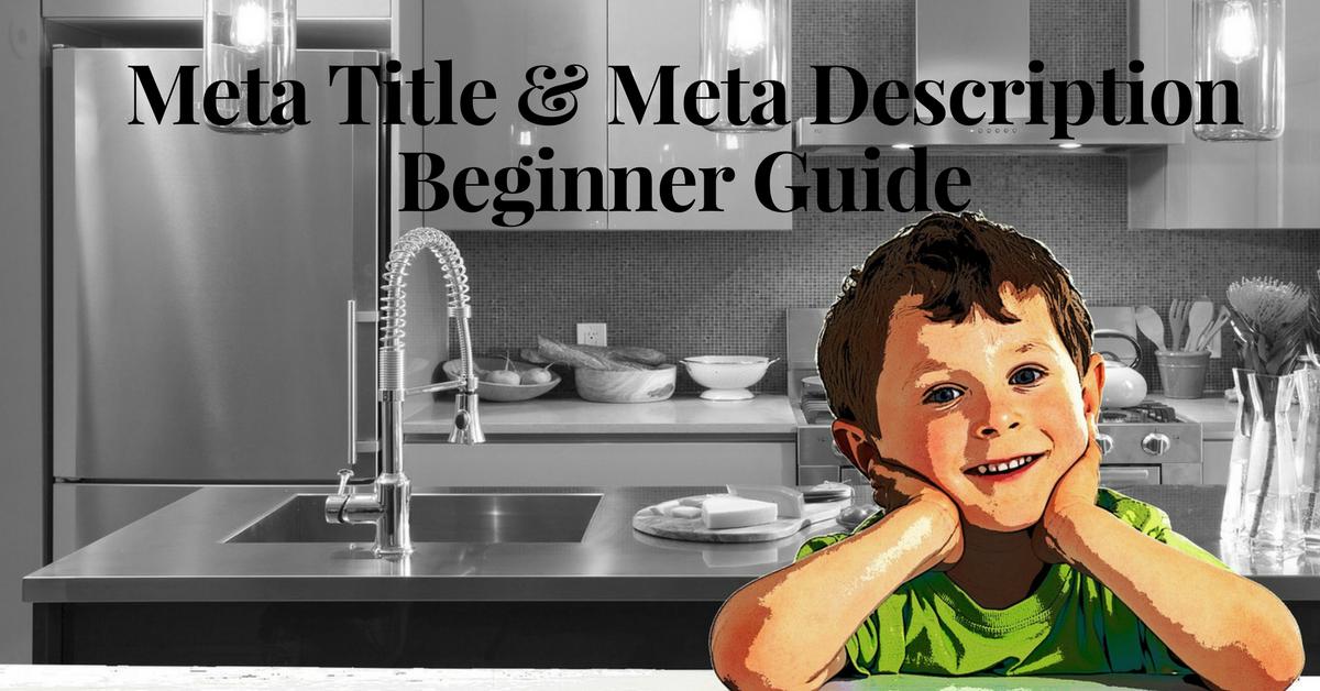 Meta Title & Meta Description Beginner Guide